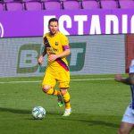 خلاصه بازی بارسلونا و وایادولید دیشب شنبه ۲۱ تیر ۹۹ + فیلم