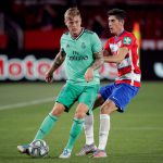 خلاصه بازی رئال مادرید و گرانادا دیشب دوشنبه ۲۳ تیر ۹۹