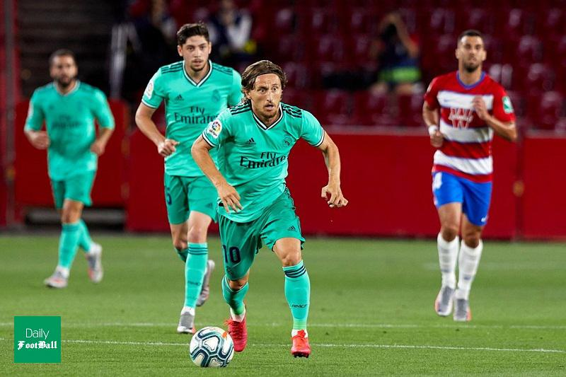 نتیجه بازی رئال مادرید و گرانادا/ یک قدم تا قهرمانی