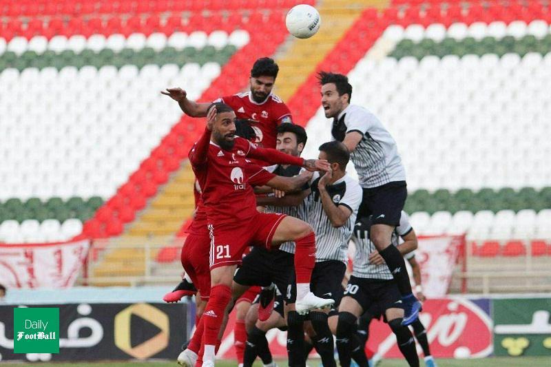 نتیجه بازی تراکتور و نفت مسجدسلیمان| فرار تراکتورسازی از شکست