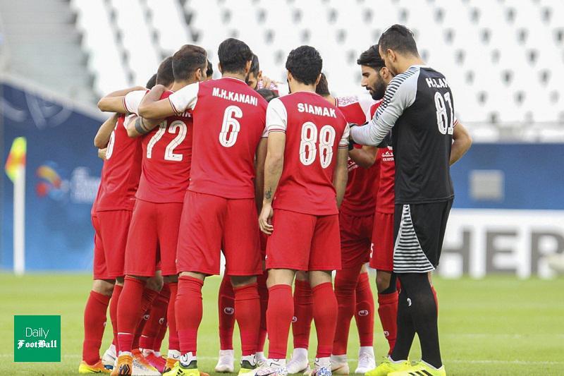 اسامی تیم های حریف پرسپولیس در یک چهارم نهایی لیگ قهرمانان آسیا 2020