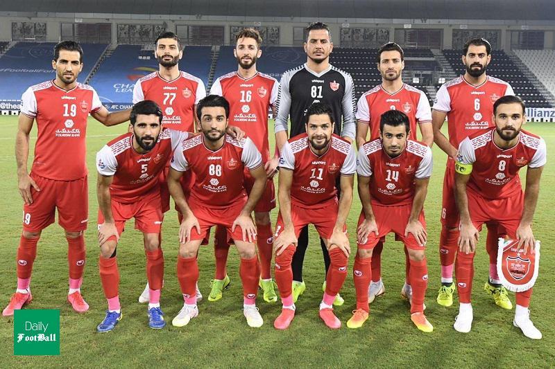 ترکیب احتمالی پرسپولیس مقابل اولسان هیوندای برای بازی فینال لیگ قهرمانان آسیا 2020