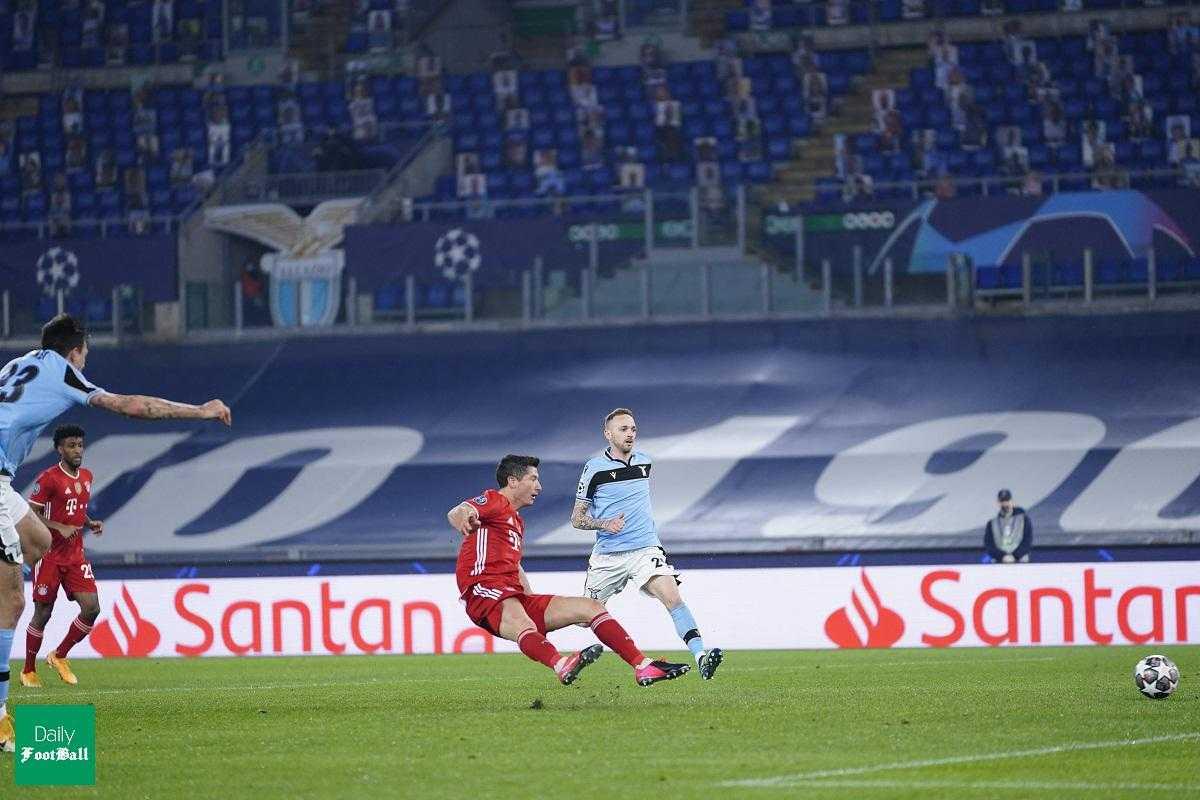نتیجه بازی بایرن مونیخ و لاتزیو| گام بلند بایرن برای صعود از ایتالیا