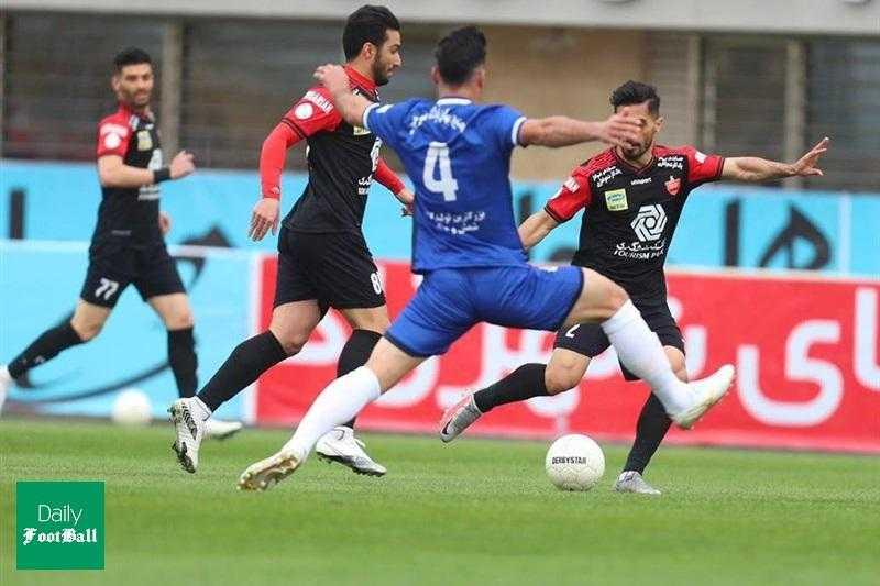 نتیجه بازی پرسپولیس و گل گهر سیرجان  بازگشت پرسپولیس به صدر جدول لیگ برتر