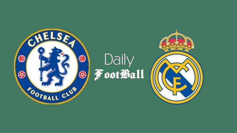 پخش زنده بازی چلسی و رئال مادرید امشب چهارشنبه 15 اردیبهشت 1400