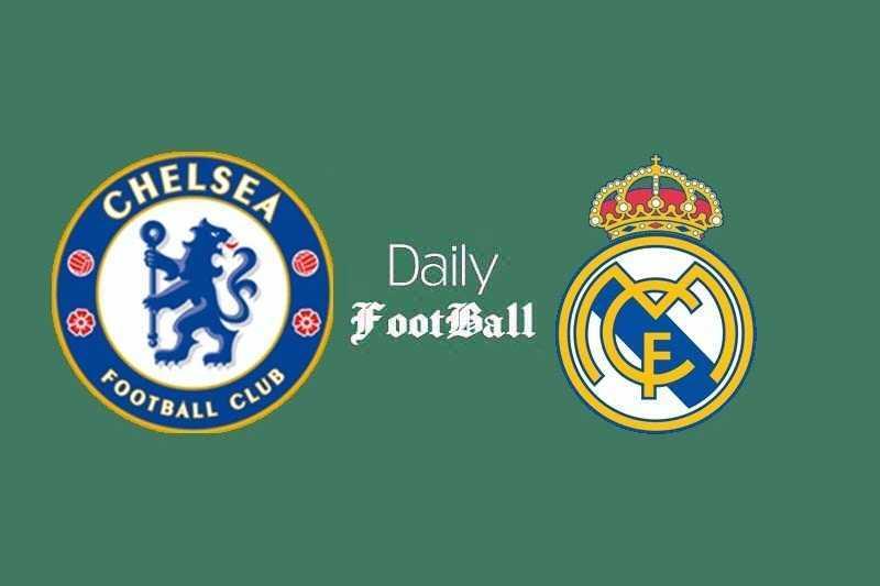 پخش زنده بازی چلسی و رئال مادرید امشب چهارشنبه ۱۵ اردیبهشت ۱۴۰۰