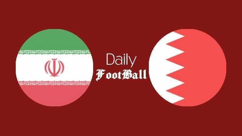 ساعت بازی ایران و بحرین امشب دوشنبه 17 خرداد 1400