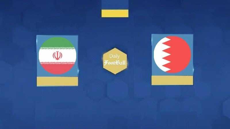 نتیجه بازی برگشت ایران و بحرین در انتخابی جام جهانی 2022