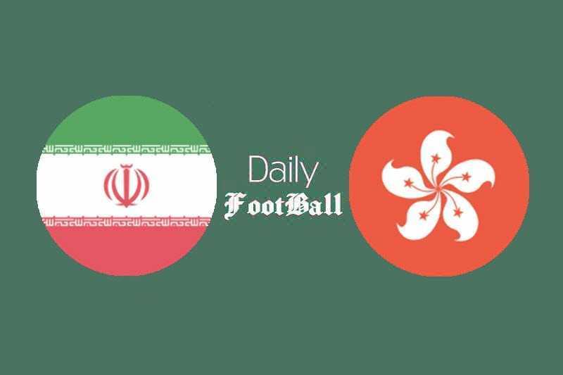 پخش زنده بازی ایران و هنگ کنگ امروز پنجشنبه ۱۳ خرداد ۱۴۰۰